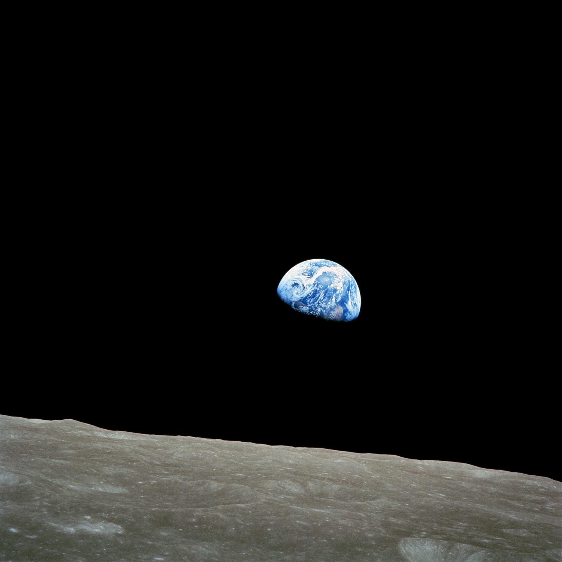 Greenmoon-Mondaufgang